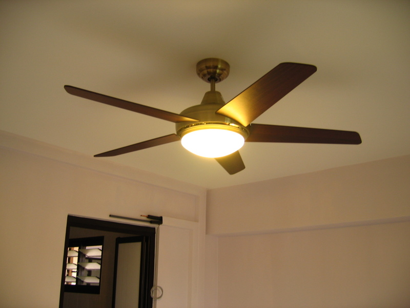 Ceiling fan installation hartland electric a michigan electrician mozeypictures Image collections