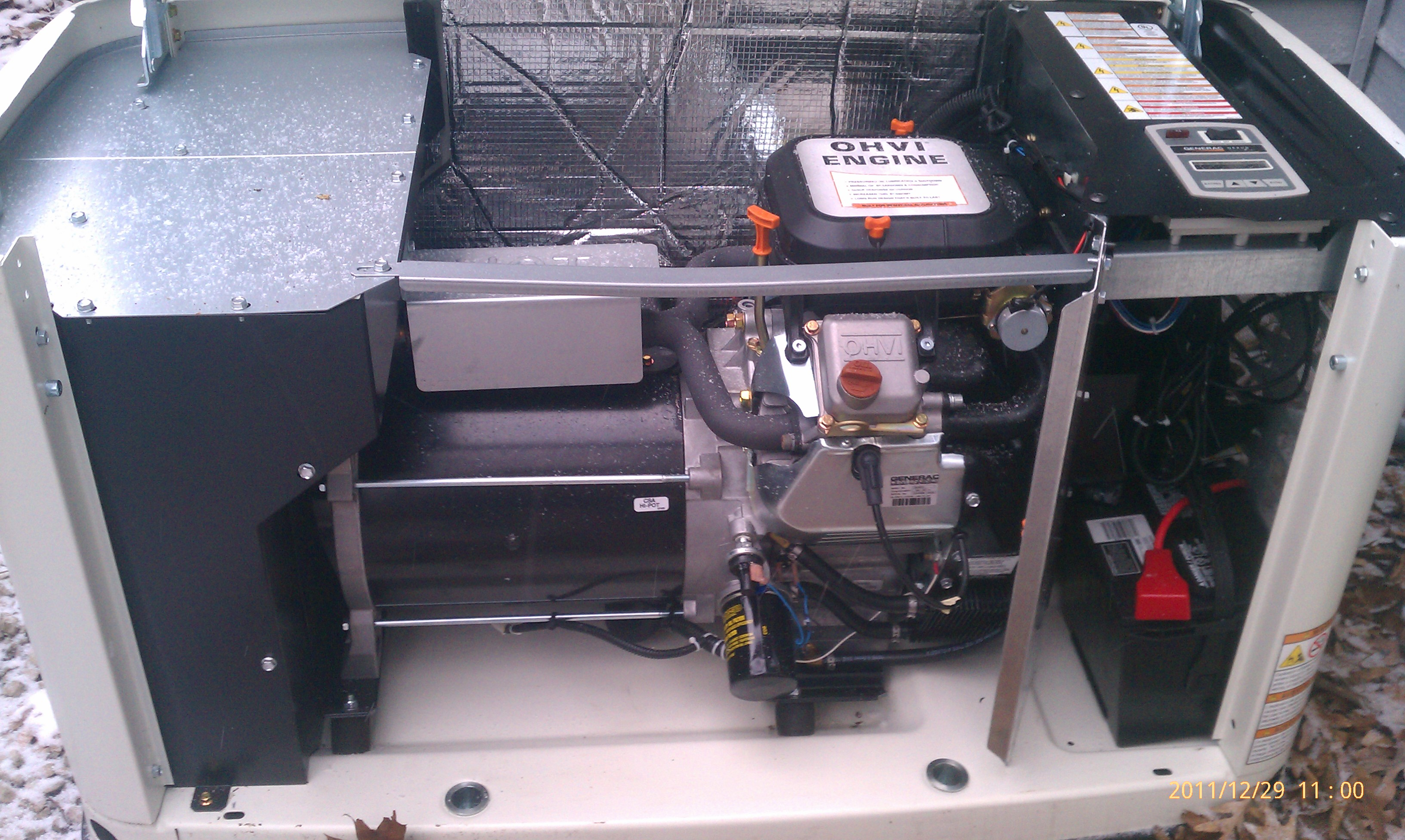 How To Run A Generator On Natural Gas